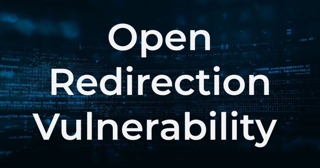 Open Redirection